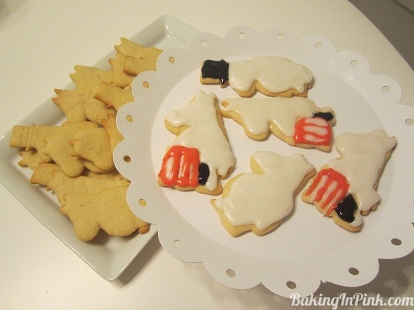 Sugar & Cardamom Moomin Cookies