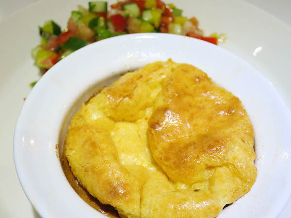 4 Cheese Soufflé