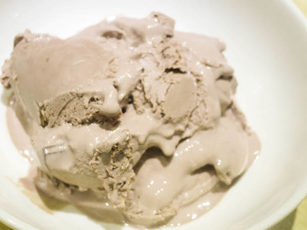 Dairy Free Chocolate Ice Cream