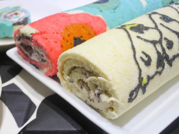 Moomin & Marimekko Cake Roll