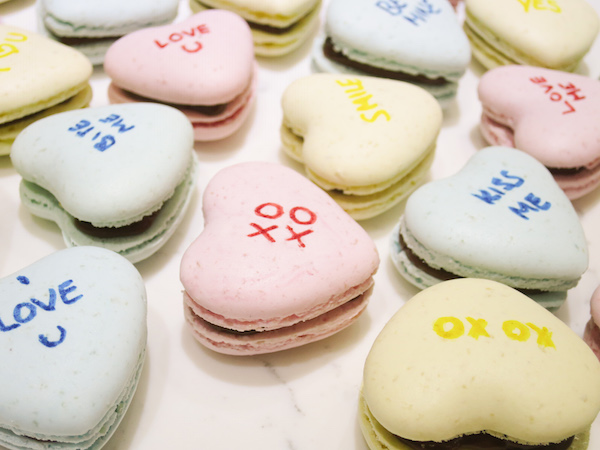 Sweethearts Macarons