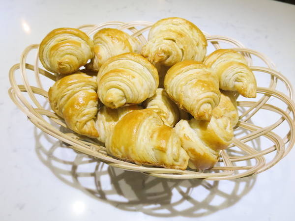 Sugar Free Butter Croissants