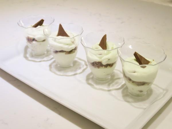 Sugar Free Mint-Chocolate Mousse
