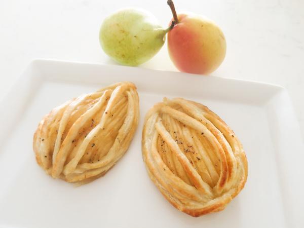 Pear Pastry Pockets
