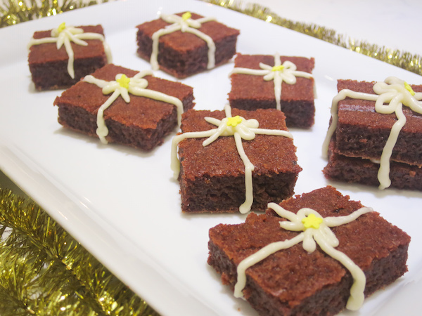 Beet Red Velvet Brownie Gifts