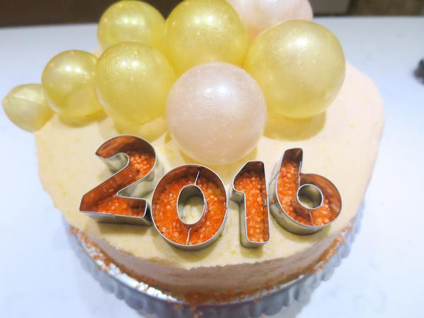 Peach Bellini Cake 2016