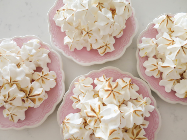 Lemon Meringue Stars