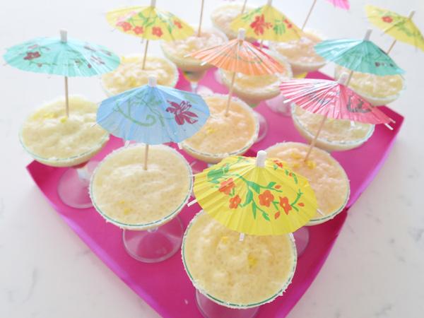 Coconut-Lemon Tapioca Pudding