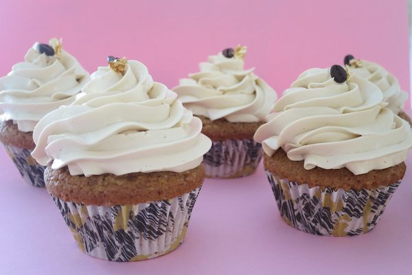 Coffee Lover's Cupcakes
