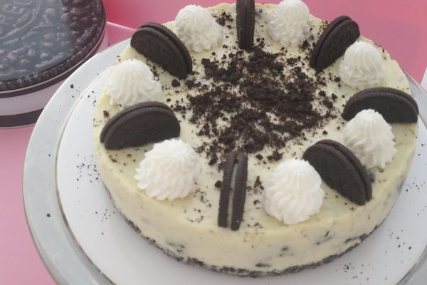 Cookies and Cream Cheesecake