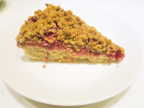 Lingonberry Pie