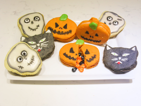 Halloween Pinata Cookies